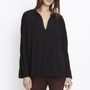 VINCE FESTIVAL TUNIC TOP SMALL